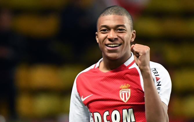 Kylian Mbappe illegally approached by big European clubs, say Monaco