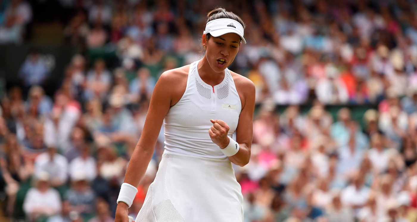 Garbine Muguruza beats Rybarikova to reach Wimbledon final